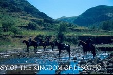 Lesotho's Nature and Landscapes 25