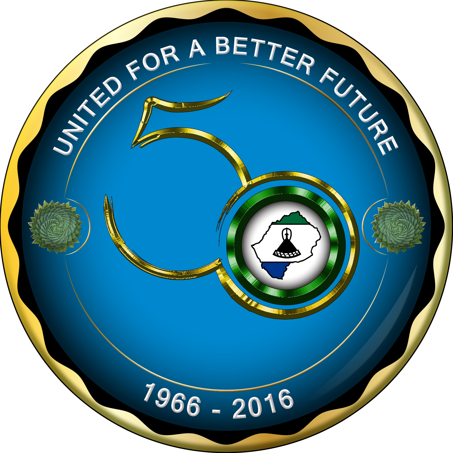 Latest 50th Independence Logo 19